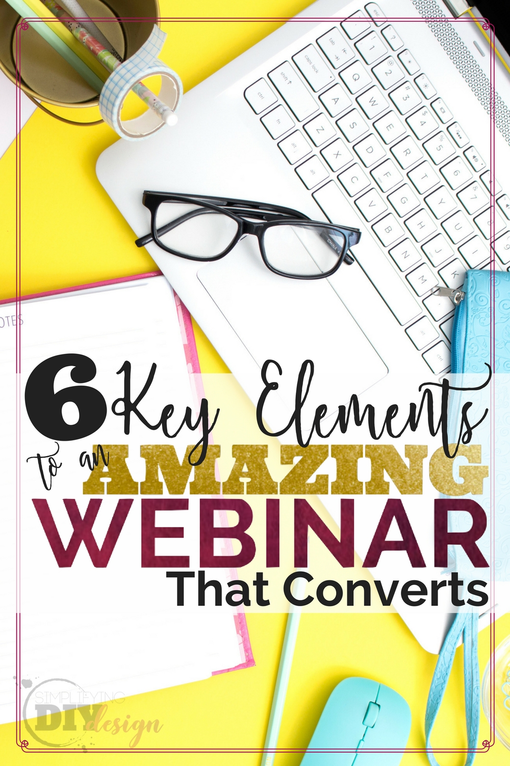 Awesome! I first webinar crashed but after I implemented the steps here I was able to create a webinar that converted to sales and helped me generate income with my blog!