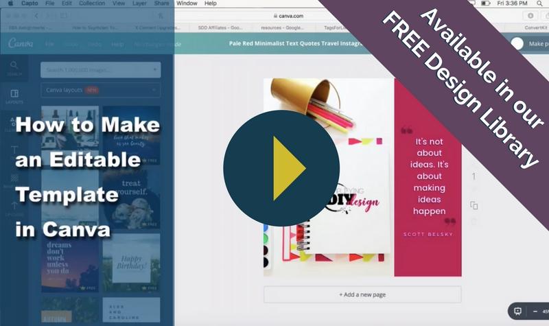 simple graphic design tutorials