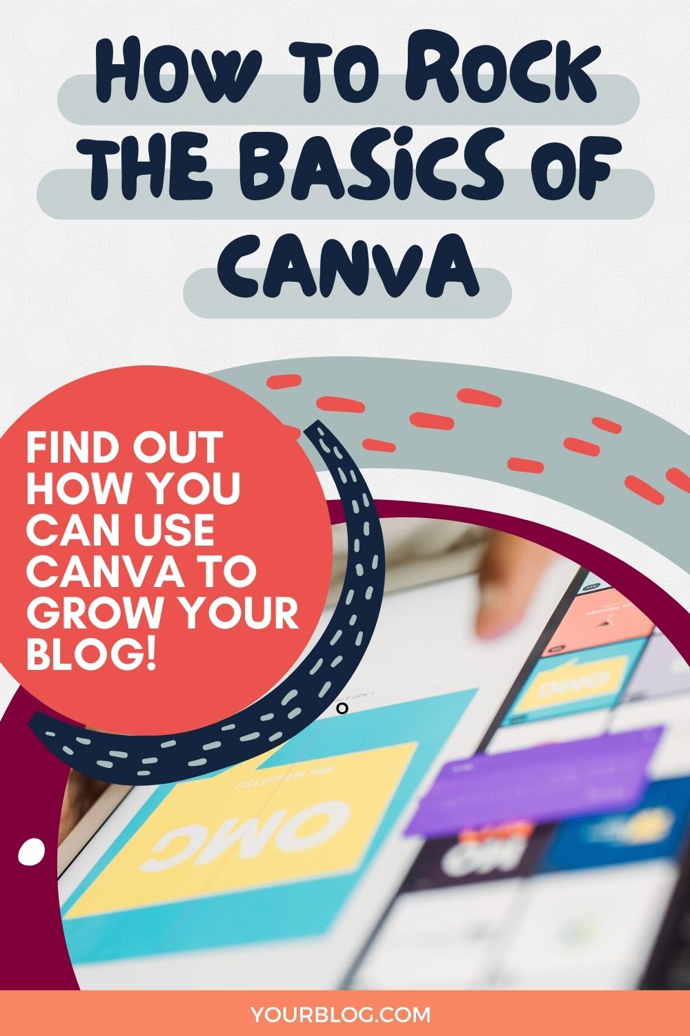 If you're looking for a simple graphic design tool to use for your blog or content creation, then you need to read this! Canva is the BEST tool and this article helps you understand why it's so helpful and how you can use it to grow your blog!