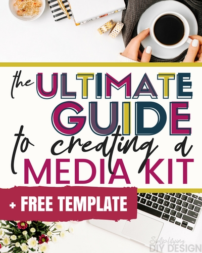 The Ultimate Guide to Creating a Media Kit that Makes Money