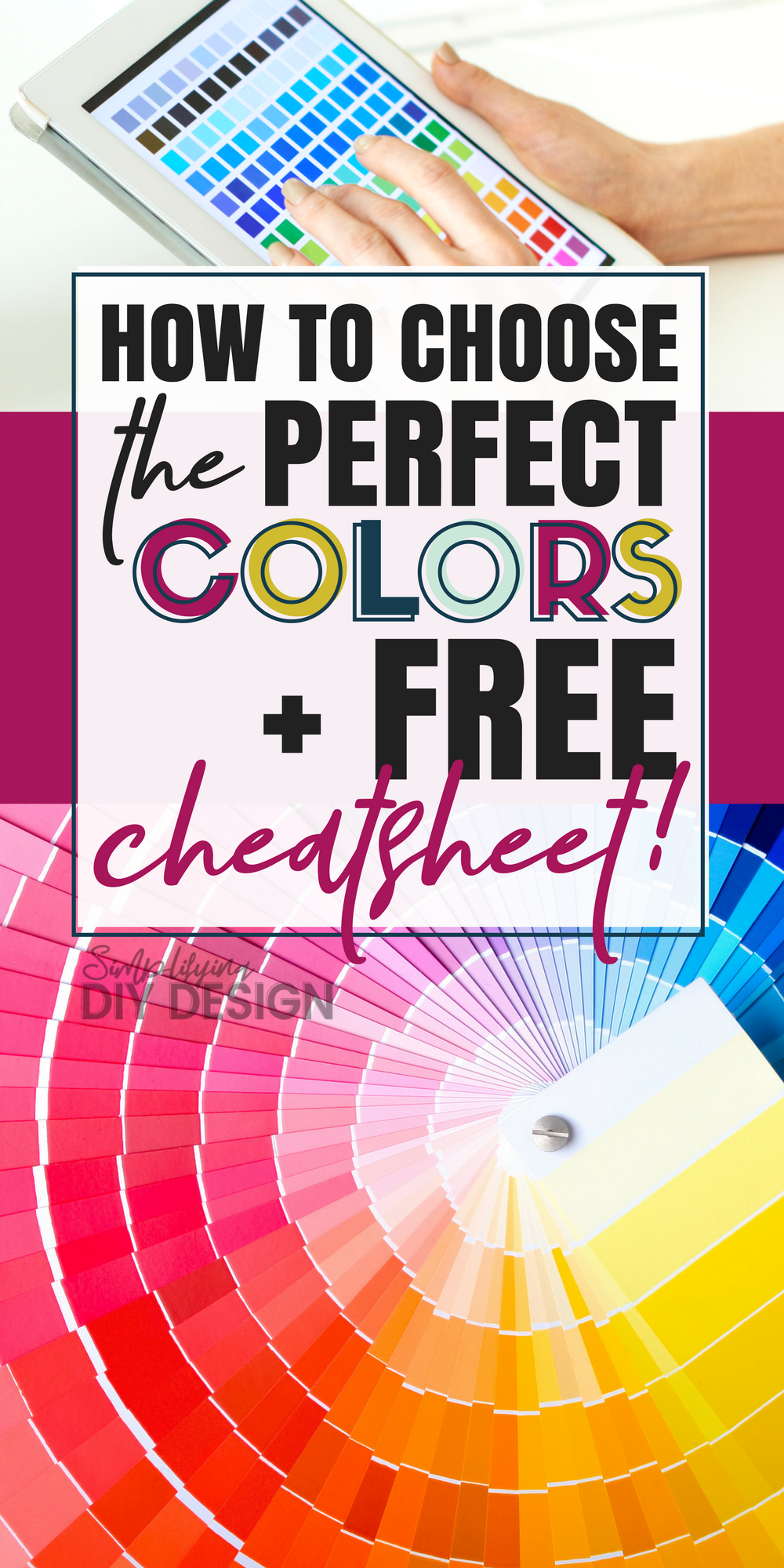 How to Choose Color | Choosing a Color Palette for Your Next Project