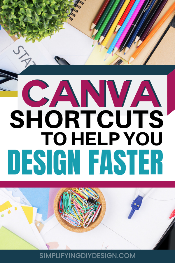 Design in Canva? Learn how these Canva tricks and design tips can help you finish your digital designs faster and more efficiently leaving your MORE time for the parts of blogging you actually love! Also the free canva templates are amazingly helpful and will cut your design time in half! Win-win! #canvatips #canvatricks #canvatemplates #simplifyingdiydesign