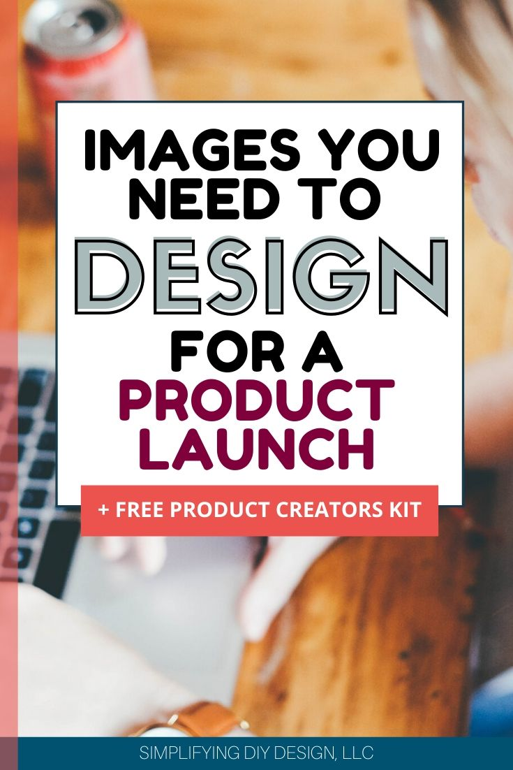 Find out what visual elements, graphic designs, and images go into successfully promoting a digital product! If you're looking for a cheatsheet of product launch graphics this article is it!!