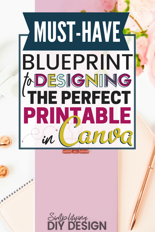 Find out what must-have design elements your printable lead magnets should include! Freebie worksheets and other printables are a great way to grow your email list, nurture your current subscribers, and grow your income through passive digital products-- here's how to design the perfect printable in Canva easily! #canvadesignideas #printables #emailmarketing #designforbloggers #blogdesign #printabledesign #leadmagnets