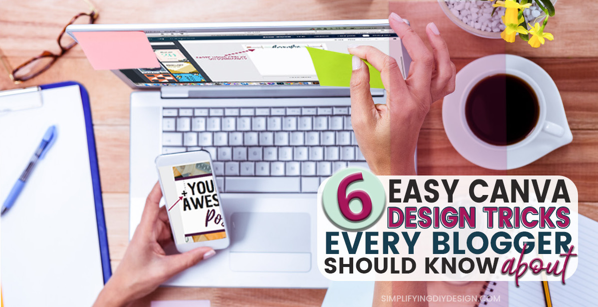 Canva Design Tips | Canva Tricks Every Blogger Should Know