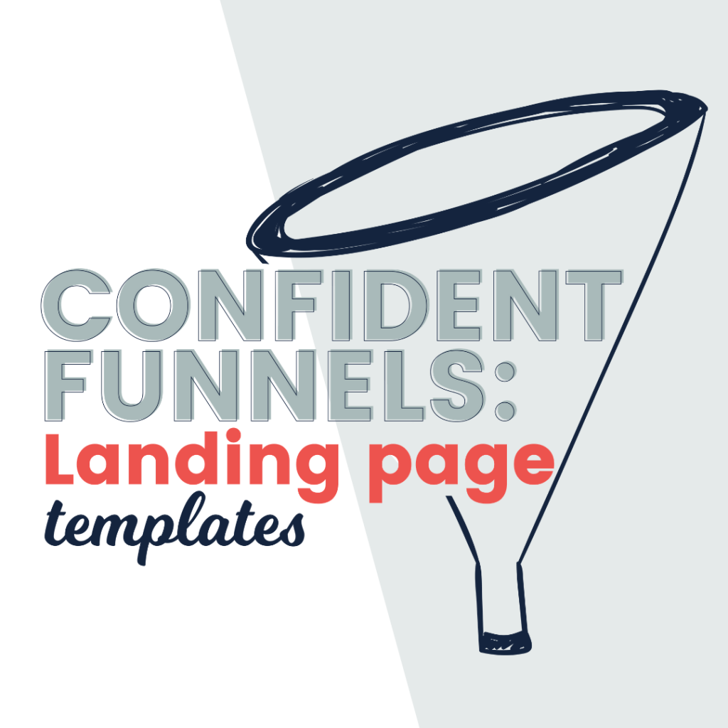 Elementor landing page templates to create a funnel that converts