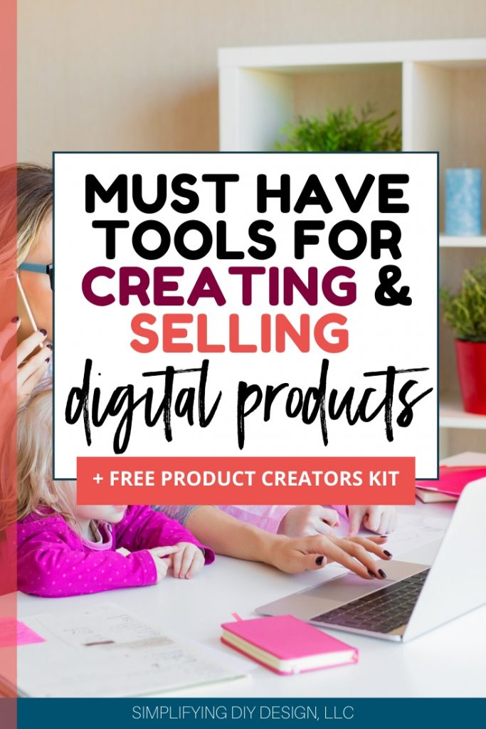 If you're looking for the must have tools for creating and selling digital products easily then you must check out this post! These tools are so essential for an automated and passive sales process (and a great customer experience too!!) Win-win!!